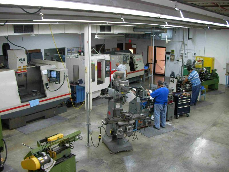 rc machine shop